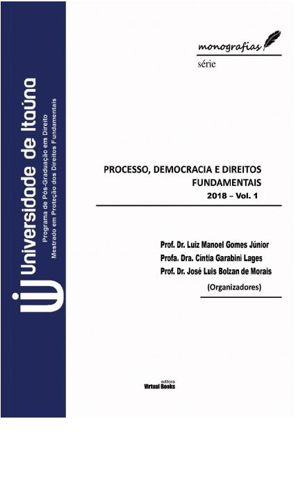 PROCESSO E DEMOCRACIA E DIREITOS FUNDAMENTAIS vol01