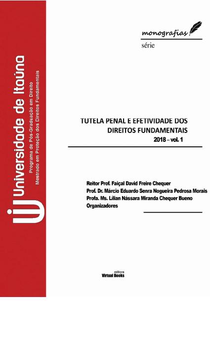 TUTELA PENAL E EFETIVIDADE DOS DIREITOS FUNDAMENTAIS 1