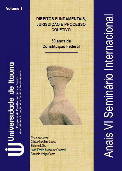 VI Seminrio Internacional de Direitos Fundamentais Jurisdicao vol 1