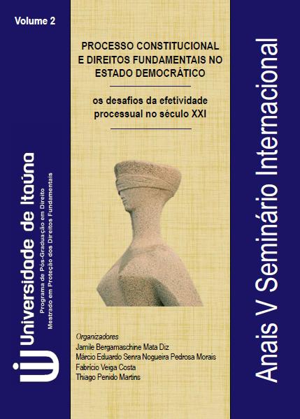 V Seminrio Internacional de Processo Novembro 2017 vol 2