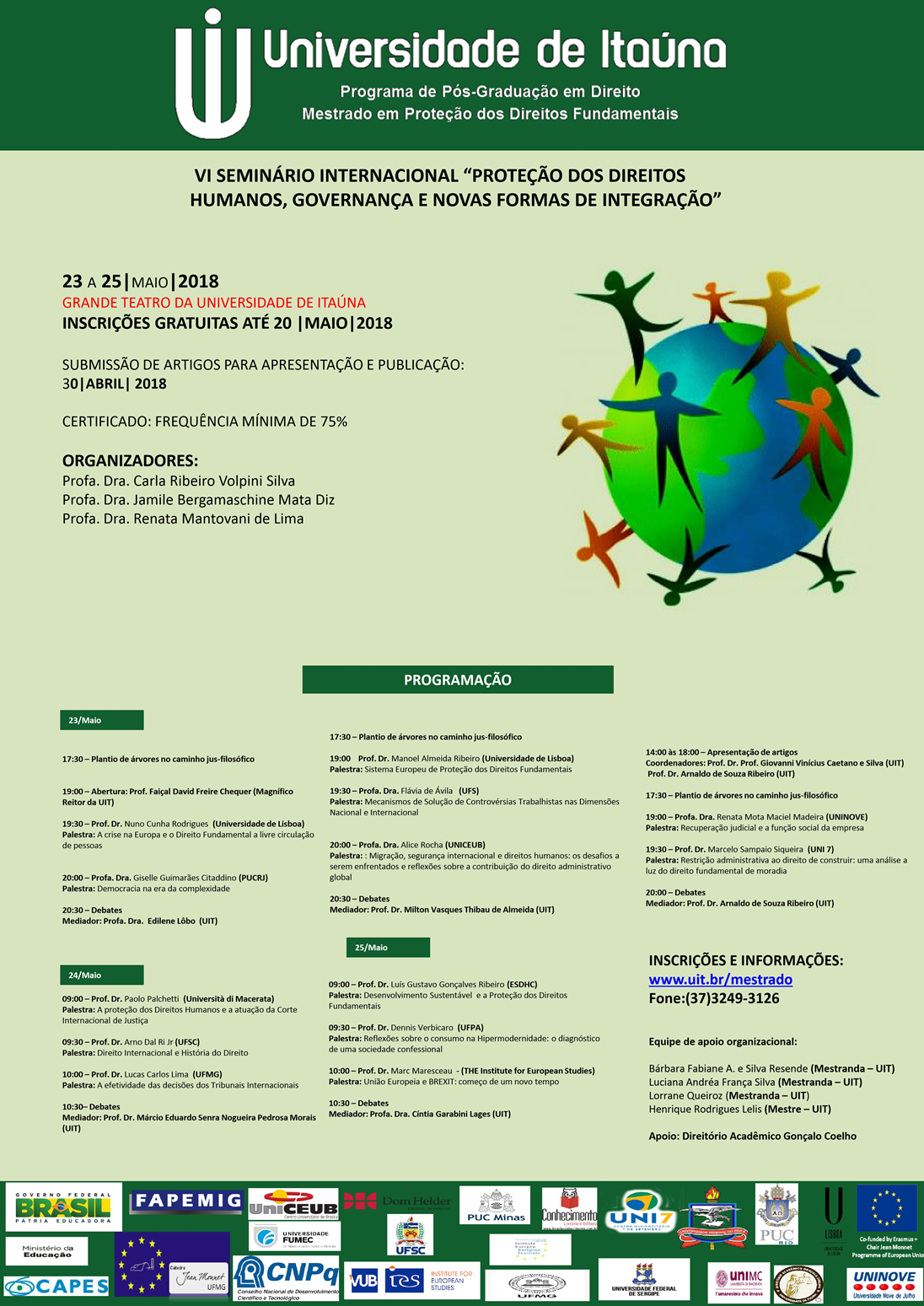 VI Seminario Internacional